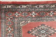 Light Salmon Jaldar 2' 7 x 10' 1 - No. 58791 - ALRUG Rug Store