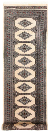 Blanched Almond Jaldar 2' 4 x 8' 10 - No. 58860 - ALRUG Rug Store