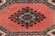 Light Salmon Jaldar 2' 3 x 8' 10 - No. 58915 - ALRUG Rug Store
