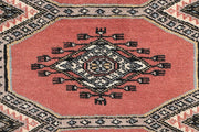 Light Salmon Jaldar 2' 4 x 9' 1 - No. 58918 - ALRUG Rug Store