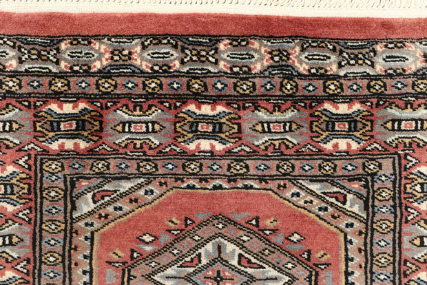 Light Salmon Jaldar 2' 4 x 9' 1 - No. 58921 - ALRUG Rug Store