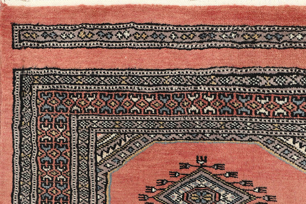 Light Salmon Jaldar 2' 4 x 9' - No. 58925 - ALRUG Rug Store