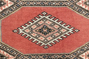 Light Salmon Jaldar 2' 4 x 9' 3 - No. 58930 - ALRUG Rug Store
