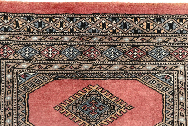 Light Coral Jaldar 2' 5 x 8' 8 - No. 58935 - ALRUG Rug Store