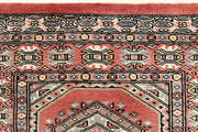 Light Salmon Jaldar 2' 4 x 9' 2 - No. 58937 - ALRUG Rug Store