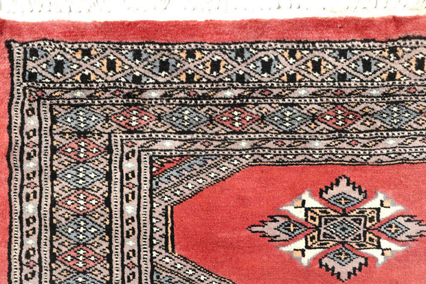 Light Coral Jaldar 2' 6 x 8' 11 - No. 58943 - ALRUG Rug Store