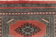 Light Salmon Jaldar 2' 3 x 9' 5 - No. 58951 - ALRUG Rug Store