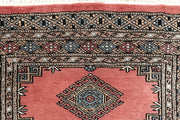 Light Coral Jaldar 2' 5 x 9' 3 - No. 58956 - ALRUG Rug Store