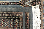 Light Slate Grey Jaldar 2' 5 x 9' 3 - No. 58979 - ALRUG Rug Store