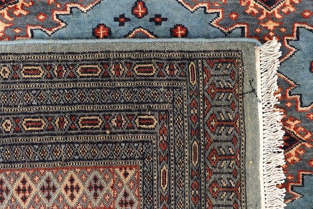 Light Steel Blue Jaldar 8' x 11' - No. 59151 - ALRUG Rug Store
