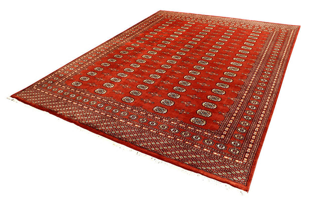 Orange Red Bokhara 7' 10 x 10' 6 - No. 59434 - ALRUG Rug Store