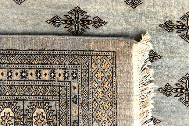 Silver Butterfly 7' 10 x 11' 10 - No. 59508 - ALRUG Rug Store