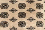 Blanched Almond Bokhara 10' 2 x 14' - No. 59560 - ALRUG Rug Store