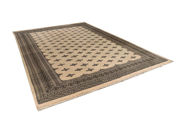 Bisque Butterfly 9' 11 x 13' 9 - No. 59584 - ALRUG Rug Store