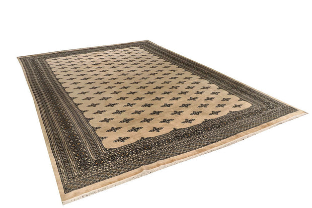 Bisque Butterfly 9' 11 x 14' 3 - No. 59585 - ALRUG Rug Store