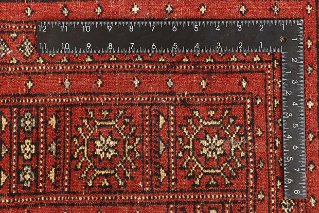 Orange Red Butterfly 9' 11 x 13' 5 - No. 59619 - ALRUG Rug Store
