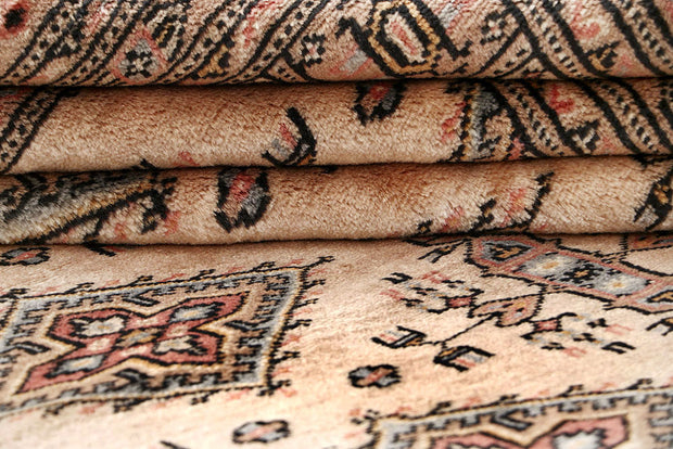 Blanched Almond Jaldar 9' 4 x 10' 11 - No. 59926 - ALRUG Rug Store