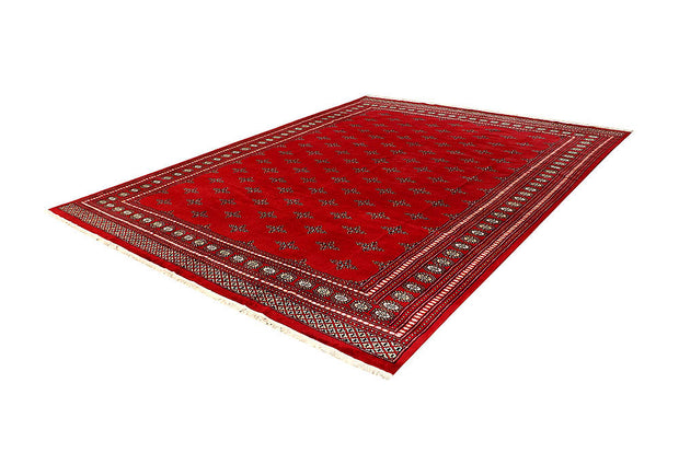 Red Butterfly 9' 1 x 12' 2 - No. 59937 - ALRUG Rug Store