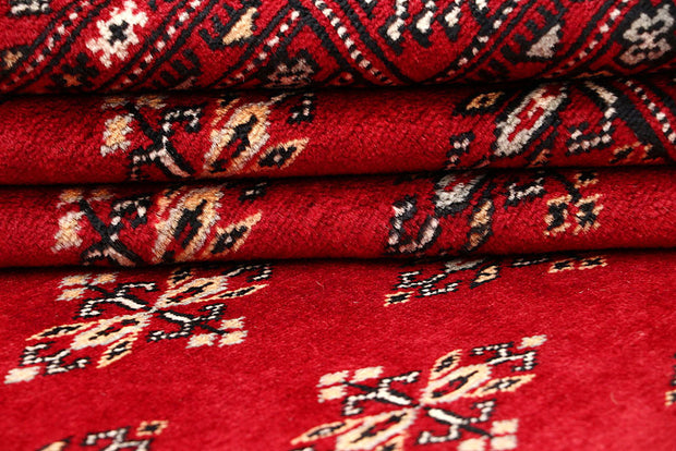 Red Butterfly 6' 3 x 8' 11 - No. 60160 - ALRUG Rug Store