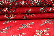 Red Butterfly 6' 3 x 9' 3 - No. 60164 - ALRUG Rug Store