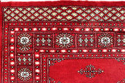 Red Butterfly 6' 2 x 9' 6 - No. 60167 - ALRUG Rug Store