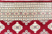 Dark Red Jaldar 6' 4 x 8' 7 - No. 60187 - ALRUG Rug Store