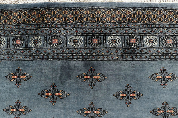 Light Slate Grey Butterfly 5' 9 x 8' 11 - No. 60252 - ALRUG Rug Store