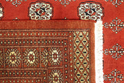 Brown Bokhara 5' 6 x 8' - No. 60509 - ALRUG Rug Store