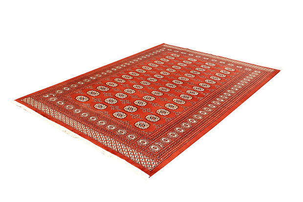 Brown Bokhara 5' 7 x 8' 2 - No. 60519 - ALRUG Rug Store
