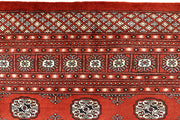Brown Bokhara 5' 7 x 8' 10 - No. 60520 - ALRUG Rug Store
