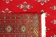 Red Butterfly 4' 2 x 6' 2 - No. 60990 - ALRUG Rug Store