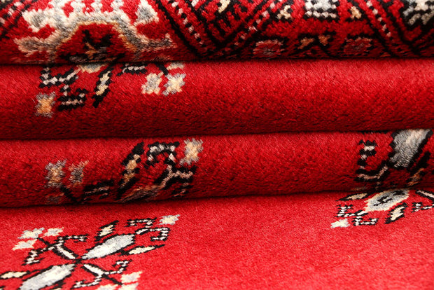 Red Butterfly 4' 2 x 6' 1 - No. 60993 - ALRUG Rug Store