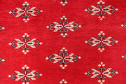 Red Butterfly 4' 1 x 6' 1 - No. 60995 - Alrug Rug Store