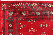 Red Butterfly 4' 1 x 6' - No. 60996 - ALRUG Rug Store