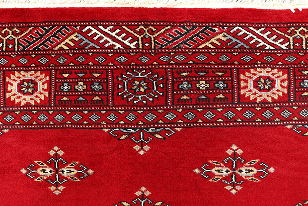 Red Butterfly 4' x 5' 10 - No. 60997 - Alrug Rug Store