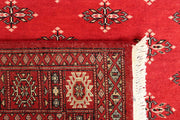 Orange Red Butterfly 4' 1 x 6' 2 - No. 60998 - ALRUG Rug Store