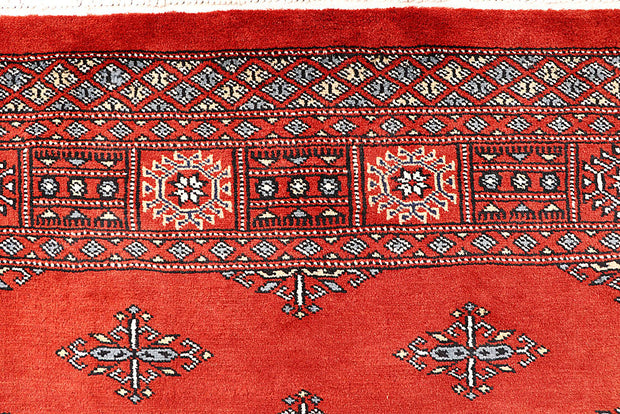 Orange Red Butterfly 3' 11 x 6' 3 - No. 61070 - Alrug Rug Store