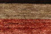 Multi Colored Gabbeh 2' 5 x 9' 9 - No. 61096 - ALRUG Rug Store