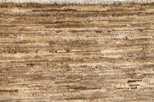 Wheat Gabbeh 4' 6 x 6' 6 - No. 61124 - ALRUG Rug Store
