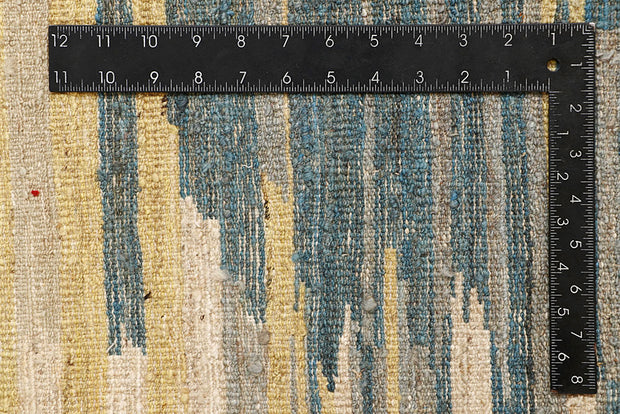 Multi Colored Gabbeh 6' 7 x 9' 7 - No. 61136 - ALRUG Rug Store