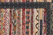 Multi Colored Gabbeh 5' 11 x 9' 1 - No. 61149 - ALRUG Rug Store