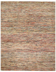 Multi Colored Gabbeh 8' 3 x 10' 4 - No. 61158 - ALRUG Rug Store