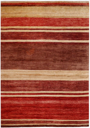 Multi Colored Gabbeh 10' 2 x 12' 7 - No. 61172 - ALRUG Rug Store