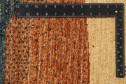 Multi Colored Gabbeh 6' 6 x 9' 1 - No. 61183 - ALRUG Rug Store