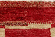 Multi Colored Gabbeh 2' 11 x 5' - No. 61197 - ALRUG Rug Store