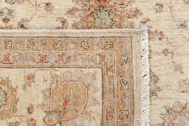 Blanched Almond Ziegler 5' 7 x 8' - No. 61349 - ALRUG Rug Store
