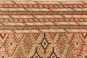 Multi Colored Mashwani 5' 3 x 6' 5 - No. 61779 - ALRUG Rug Store