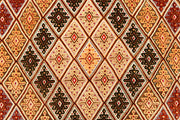 Multi Colored Mashwani 4' 8 x 6' 2 - No. 61780 - ALRUG Rug Store
