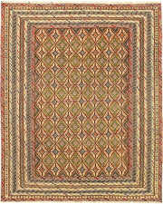 Multi Colored Mashwani 4' 11 x 6' - No. 61783 - ALRUG Rug Store