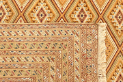 Multi Colored Mashwani 7' 2 x 9' - No. 61785 - ALRUG Rug Store